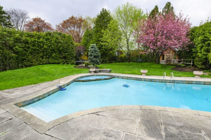Custom Landscaping Considerations for Your New Pool | Hittle Landscaping