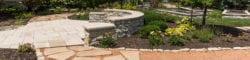 Fully customized backyard landscape design | Hittle Landscaping