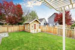 Attractive Storage Sheds for Backyards | Hittle Landscaping