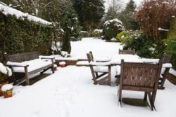 Protecting your Outdoor Living Space through Winter | Hittle Landscaping
