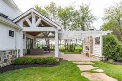 Backyard dreamscape design   Hittle Landscaping