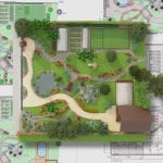 Landscape architecture design for your business or city | Hittle Landscaping | Landscape Designer