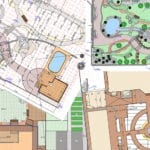 Colorful landscape plans | Top 5 Questions to Ask About Commercial Landscape Design | Hittle Landscaping