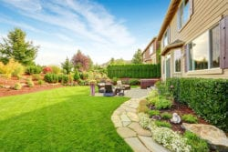 residential backyard landscaping | Garden Trends We Love in Indianapolis | Hittle Landscaping